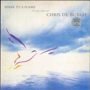 Click here for more info about 'Chris De Burgh - Spark To A Flame'