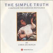 Click here for more info about 'Chris De Burgh - The Simple Truth'