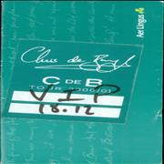 Click here for more info about 'Chris De Burgh - Tour 2000/01'