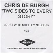 Click here for more info about 'Chris De Burgh - Two Sides To Every Story'