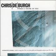 Click here for more info about 'Chris De Burgh - When I Think Of You'