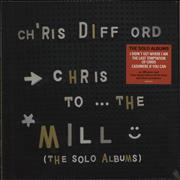 Click here for more info about 'Chris Difford - Chris To The Mill: The Solo Albums - 180gm vinyl - Sealed'