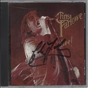 Click here for more info about 'Chris Farlowe - Live! - Autographed'