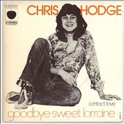 Click here for more info about 'Chris Hodge - Goodbye Sweet Lorraine'
