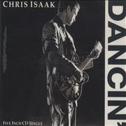 Click here for more info about 'Chris Isaak - Dancin''