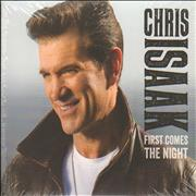 Click here for more info about 'Chris Isaak - First Comes The Night - Sealed'