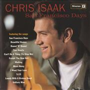 Click here for more info about 'Chris Isaak - San Francisco Days - Autographed'