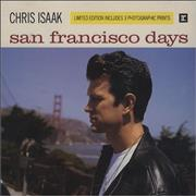 Click here for more info about 'Chris Isaak - San Francisco Days'