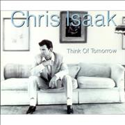Click here for more info about 'Chris Isaak - Think Of Tomorrow'