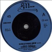 Click here for more info about 'Chris Jagger - Something New'