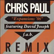 Click here for more info about 'Chris Paul - Expansions '86 - Expand Your Mind Remix'