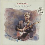 Click here for more info about 'Chris Rea - Dancing With Strangers - Stickered sleeve'