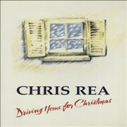 Click here for more info about 'Chris Rea - Driving Home For Christmas + Ticket stub'