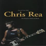 Click here for more info about 'Chris Rea - Farewell Tour 2006 - The Road To Hell & Back + Ticket'