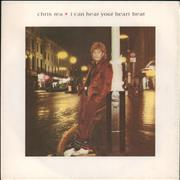 Click here for more info about 'Chris Rea - I Can Hear Your Heart Beat - P/S'
