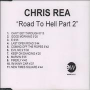 Click here for more info about 'Chris Rea - Road To Hell Part 2 + press release'