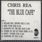 Click here for more info about 'Chris Rea - The Blue Cafe'