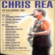 Click here for more info about 'Chris Rea - The Blue Jukebox Tour'