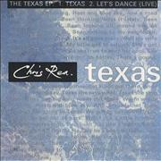 Click here for more info about 'Chris Rea - The Texas EP'