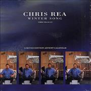 Click here for more info about 'Chris Rea - Winter Song - Calendar Pack'