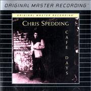 Click here for more info about 'Chris Spedding - Cafe Days'