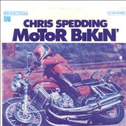 Click here for more info about 'Chris Spedding - Motor Bikin''