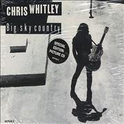 Click here for more info about 'Chris Whitley - Big Sky Country - Sealed'