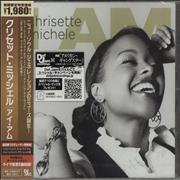 Click here for more info about 'Chrisette Michele - I Am'