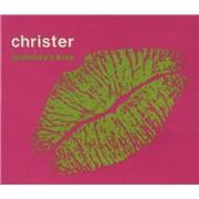 Christer Jealousy's Kiss UK CD single