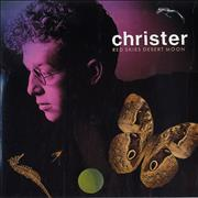 Click here for more info about 'Christer - Red Skies Desert Moon'