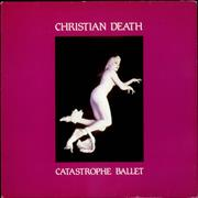 Click here for more info about 'Christian Death - Catastrophe Ballet'