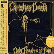Click here for more info about 'Christian Death - Only Theatre Of Pain'