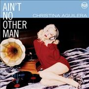 Christina Aguilera Ain't No Other Man UK CD single