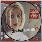 Click here for more info about 'Christina Aguilera - Christina Aguilera'