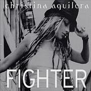 Christina Aguilera Fighter UK CD single Promo