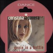 Click here for more info about 'Christina Aguilera - Genie In A Bottle + Store Hanger'