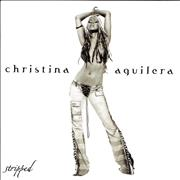 Christina Aguilera Stripped UK CD album