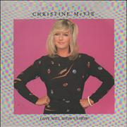 Click here for more info about 'Christine McVie - Love Will Show Us How'