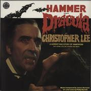 Click here for more info about 'Christopher Lee - Hammer Presents Dracula - Mist Enshrouded Blood Infused Virgin Vinyl'