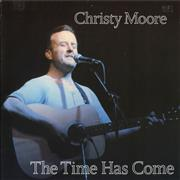 Click here for more info about 'Christy Moore - The Time Has Come'