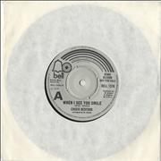 Click here for more info about 'Chuck Bedford - When I See You Smile'