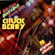 Chuck Berry All-Time Rock 'N' Roll Party Hits UK vinyl LP