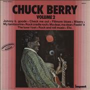 Click here for more info about 'Chuck Berry - Chuck Berry Volume 2 - Red sleeve'