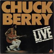 Click here for more info about 'Chuck Berry - Live - EX'