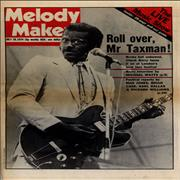 Click here for more info about 'Chuck Berry - Melody Maker July 28th 1979'