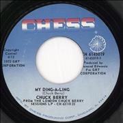 Click here for more info about 'Chuck Berry - My Ding-A-Ling'