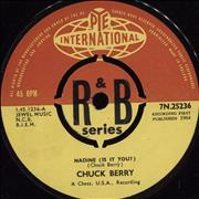 Click here for more info about 'Chuck Berry - Nadine (Is It You?)'