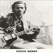 Click here for more info about 'Chuck Berry - Publicity Photograph'