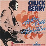 Click here for more info about 'Chuck Berry - Rock 'N Roll Rarities - Gold promo stamp'