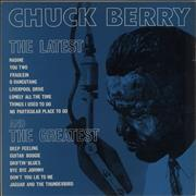 Chuck Berry The Latest And The Greatest... UK vinyl LP